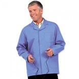 Worklon 425 ESD-Safe Jacket, Blue, Large