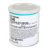Dow Corning 3140 RTV Coating, Clear, 493 g Can