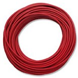 Pomona 6733-2 TEST LEAD WIRE 18AWG SILICONE RED 50'