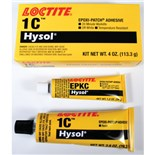 Loctite 1373425 1C™ Hysol® Two Component Epoxy Adhesive Kit, White