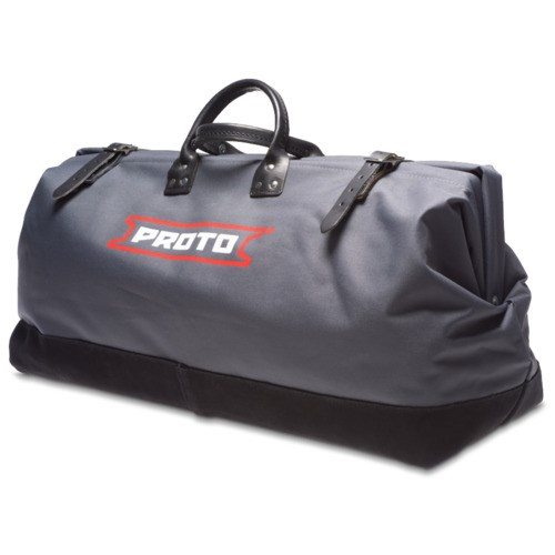 Proto J95327 Extra Heavy Duty Polyester Leather Reinforced Tool Bag 27