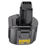 Dewalt DW9061 9.6V XR EXTENDED RUN BATTERY DEWALT