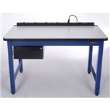 """Production Basics 3020 RTW Bench, 24"""" x 48"""" with Standard Work Surface"""