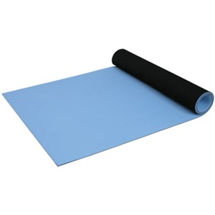 """Desco 66320 Statfree UC2™ Dissipative 2-Layer Ultra Clean Rubber Table Mat Roll, 30"""" x 40' x .080"""""""