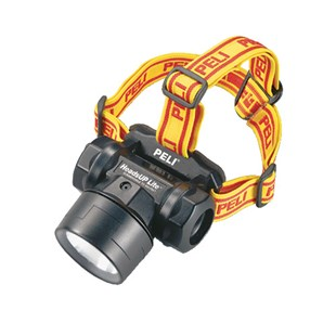 Pelican 2600CS Heads Up Lite Hands-Free Headlamp