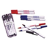 CRP0920-BLUE Cleanroom Blue Pens, 10/pkg.