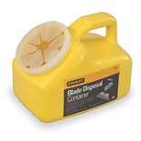 Stanley 11-080 Razor Blade Disposal Container