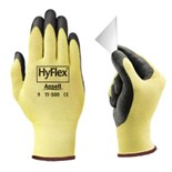 Ansell-Edmont 11-500 HyFlex® DuPont™ Kevlar® Gloves, X-Large, 12 Pairs/Pkg