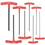 Bondhus 15387 METRIC T-HANDLE HEX SET BONDHUS