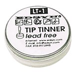 Edsyn Edsyn Tip Tinner and Cle aner, Lead Free, 1/2 oz.