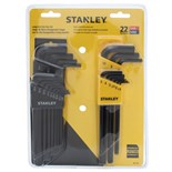 Stanley 85-753 FatMax® SAE and Metric Hex Key Sets
