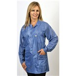 Tech Wear LOJ-23-4XL BLUE ESD SHIELDING JACKET W/PKT