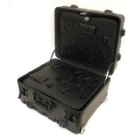 "Platt 369TH-SGSH Tool Case W/ Wheels and Telescoping Handle.  9"" Deep"