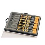 Aven 13940 7-Pc ESD-Safe Jeweler's Slotted and Phillips Screwdriver Set