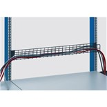 "Lista 8498 Cable Tray, 60"" L x 4"" D x 3"" H"