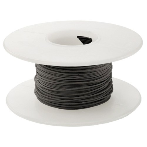 Alpha Wire 2842/1-3 28AWG Solid Orange Hook-Up Wire PTFE Insulation ...