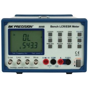 B&K Precision 889B Bench LCR/ESR Meter with Component Tester