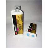 3M DP460NS Scotch-Weld™ Epoxy Adhesive, Off-White, 50mL/1.69oz Duo-Pak Cartridge