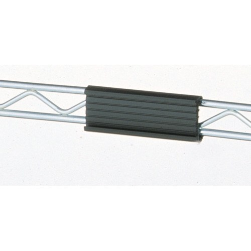 Metro 9990pesd Esd Safe Label Holder For Wire Shelves 3 L Jensen