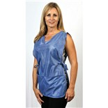 Tech Wear COA-22-MED Static Shielding Apron with Two Pockets, Medium