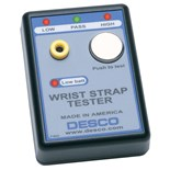 Desco 19240 Portable Wrist Strap Tester