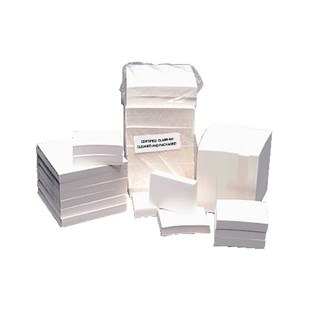 """CRP0900-3 Cleanroom White Sticky Notes (3"""" x 3"""") 100/Pad, (12 Pads/Pkg)"""