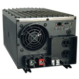 Tripp Lite PV2000FC Inverter PowerVerter® Industrial Heavy-Duty Applications, 12V DC input; 120V AC output; 2 outlets
