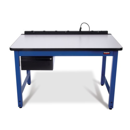 Marvelous Production Basics 3110 Rtw Electronic Assembly Work Bench Ocoug Best Dining Table And Chair Ideas Images Ocougorg