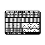 "CircuitMedic CS012060AS Surface Mount Pad Frame, .012"" x .100"""