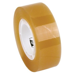 """Desco 79201 Antistatic Cellulose Tape, Clea, (3/4"""" W x 36 Yards with 1"""" Core"""