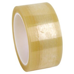 """Desco 79206 Antistatic Cellulose Tape, Clear, 2"""" W x 72 Yards with 3"""" Core"""