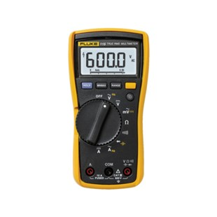 Fluke 115 Fluke 115 Electrician's Multimeter with Certificate of Calibration