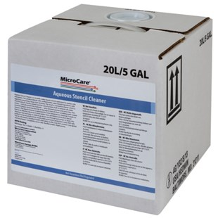 MicroCare MCC-BGAP Aqueous Stencil Cleaner, 5 Gallon