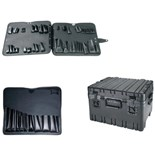 Jensen Tools 443-455 HD Roto Rugged case with JTK-97 Pallets 17-3/4 x 14-1/2 x 12""