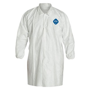 DuPont TY211S Tyvek® Lab Coat, X-Large, 30/Box
