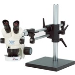 O.C. White TKPZ-F Pro-Zoom Microscope with Fluorescent Ringlight