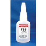Permabond 799 Fast Curing, Maximum Gap Fill Adhesive, 1 oz. Bottle