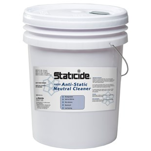 ACL 4020-5 Staticide Anti-Static Neutralizer / Cleaner, 5 Gallon
