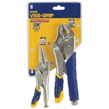 Irwin 77T 2-Piece Locking Plier Set