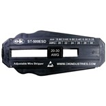 OK Industries ST-500ESD ESD Safe Adjustable Wire Stripper 20-30AWG