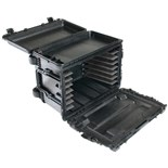 Pelican 0450-005-110 0450 Mobile Tool Case (No Drawers)