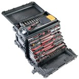 Pelican 0450WD-BLK Mobile Tool Chest