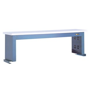 "IAC Industries QS-1020003-D Instrument Shelf with Standard Top for 72"" Benches"