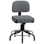 "Bevco 2200/5 Industrial Economical Chair, 19"" - 24"""
