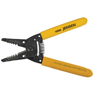 Jensen Tools Deluxe Wire Stripper 18-10 AWG (Solid)