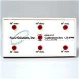 Static Solutions CB-9900 Calibration Box for Static Control Meters and Testers