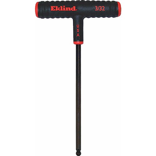 Ball End Hex Key Tip Size 1//8 in.