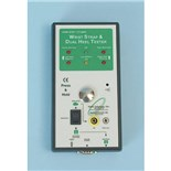 Static Solutions CT-8920 Ohm-Stat™ Wrist Strap Heel Ground Combo Tester with Software and NIST Cert