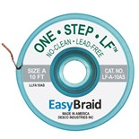 EasyBraid LF-A-10AS LEAD FREE SOLDER WICK EASY BRAID