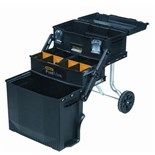 """Stanley 020800R Fatmax® 4-in-1 Mobile Work Station, 17"""" x 22"""" x 29"""""""